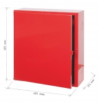 Hydrant Cabinet D25
