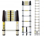 Telescopic ladder 381 cm ALU-L 381