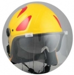 Emergency helmet PACIFIC F10 for flyers