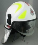 Emergency helmet PACIFIC F11
