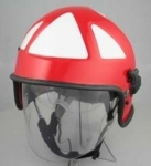 Emergency helmet PACIFIC F7A 09 lulminescence