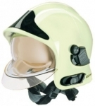 Emergency MSA Gallet helmet F1SF - photoluminescent
