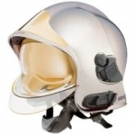 Emergency MSA Gallet helmet F1SF - nickel