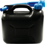 Canister for fuel