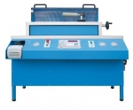 Combined filling machine for filling carbon dioxide (CO2) and nitrogen (N2)