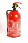 Portable fire extinguisher powder 1 kg BC P1 BETA-W