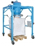 Filling machine for used powder AEE-1000-F