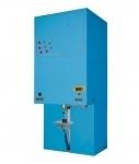 Stationary filling machine for extinguishing powder, model DSM