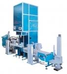 Stationary powder filling machine - Model DAYNER