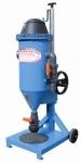 Mobile powder filling machine PFF-FLIPP-AIR-MATIC