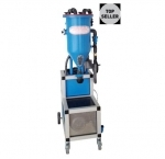 Mobile powder filling machine PFF-SUMATIC-V40