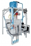 Filling machine for used powder ABF-1000