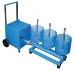 Mobile drying equipment TR-F-1/M3