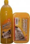 Car shampoo with wax + sponge JUMBO