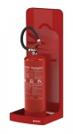 Stand for one fire extinguisher