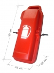 Box for Fire Extinguisher